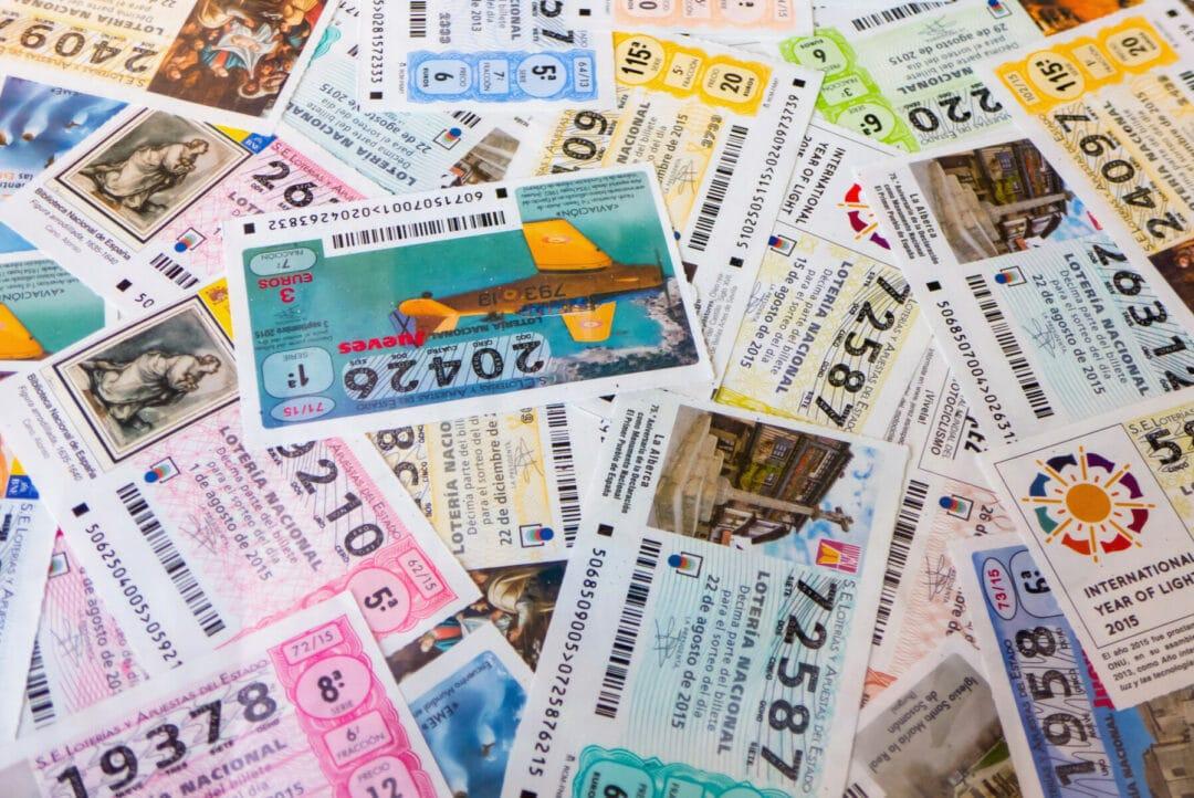 traspaso de administraciones de loterias